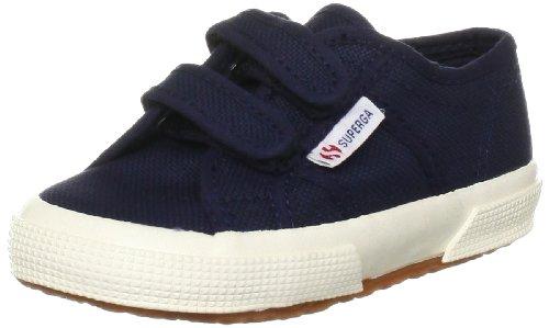 Superga Jvel Classic Sneaker, Bambino, Blu (Navy), 26