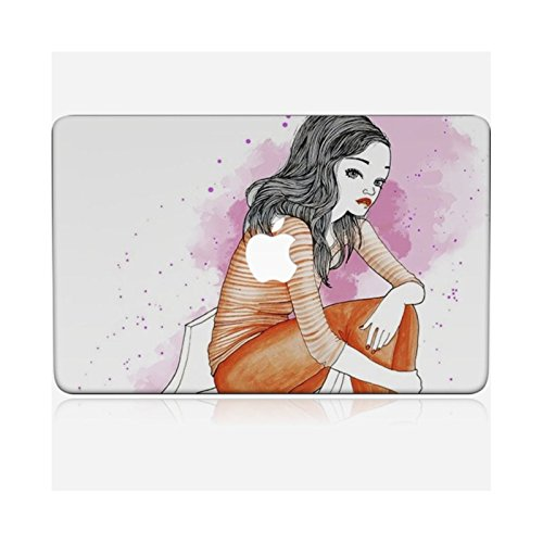 Sticker iPhone 5C de chez Skinkin - Design original : Wish and wear 30 par Manuela De Simone Skin MacBook Air 13