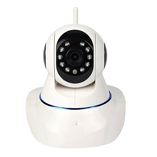 IP Kamera, mixmart-Kameras, 720p HD WLAN-Kamera Sicherheit? Vision Nacht, kompatibel mit iOS, Android - Ip Camara Vigilancia