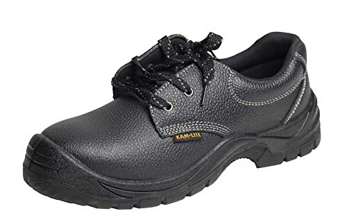 186047c11e Mens Safety Shoes Work Safety Boots Steel Toe Boots Steel Toe Cap Shoes  Waterproof Work Shoes