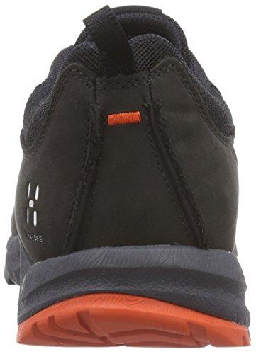 Haglöfs Haglöfs Mistral Gt Men, Chaussures de randonnée homme Multicolore (true Black/dynamite 2fa)