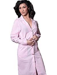 Fratelliditalia - Bata de trabajo para mujer, ideal para esteticistas, mujeres de la limpieza, maestras,…