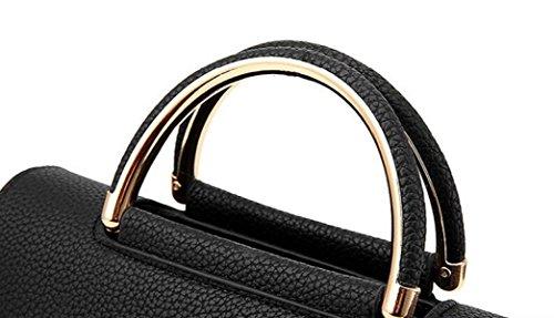 Borsa Tracolla Borse Messenger Bag Casual E Semplice Temperamento Selvaggio Bag Marea Polso Grey