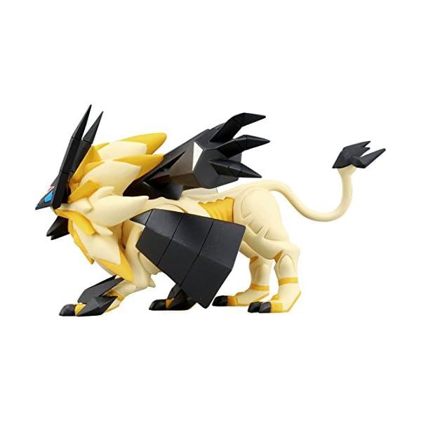 Takara Tomy Pokemon EHP_13 EX Moncolle Dusk Mane Necrozma Action Figure 3