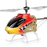 Pinjeer 23 * 4 * 10,5 cm Mini Fernbedienung Flugzeug Spielzeug Hubschrauber Drone RC Flugzeug Lade Resistent Suspension Spielzeug Geburtstagsgeschenke für Kinder 10 +