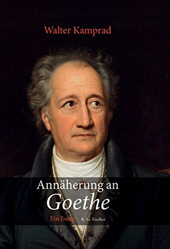 Annäherung an Goethe: Ein Essay