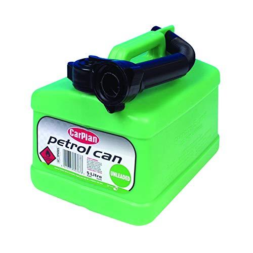 CarPlan TPH005 Jerricane Vert 5 litres