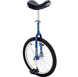 """Fishbone Einrad 20"""" blau Luxus 64-85cm"""