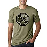 Desconocido Dharma Lost - Camiseta Manga Corta (XL)