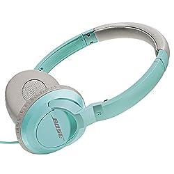 Bose Sound True 626237-0030 On-Ear Headphones, Mint (Certified Refurbished)