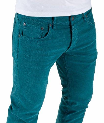 LTB Jeans Herren Jeans Niedriger Bund 50162 Sawyer Blau