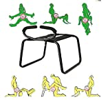 UairaLove Silla de rebote multifuncional Silla informal al aire libre Juguetes para adultos en interiores para juegos en pareja - Sostiene hasta 600 lbs - Ajustable y portátil - Fácil de instalar y de