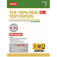 The 100% Real Test Papers (IMO) Class 7