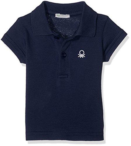 united-colors-of-benetton-shirt-polo-para-bebes-azul-navy-9-12-meses-talla-del-fabricante-74