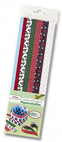 Folia 129301 papier d'art 210feuilles papier créatif - papiers créatifs (papier d'art, Boîte)