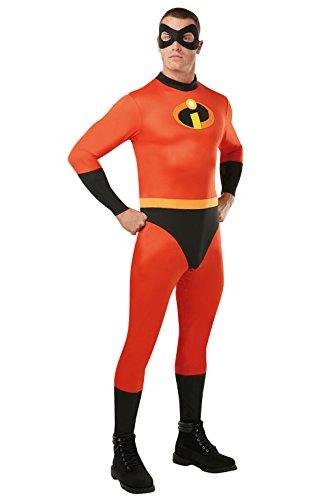 ffizielles Disney 2, MR Incredible Erwachsene Classic costume-size Standard, Herren, M ()