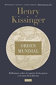 Orden mundial par Henry Kissinger