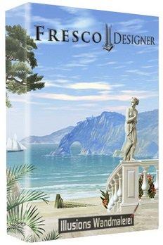 Fresco Designer 5.1 Planungs-Software der Illusionsmalerei für alle Kunstliebhaber (Daten, 444)