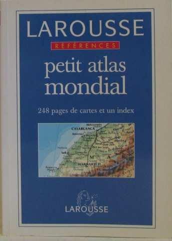 Petit atlas mondial par Collectif