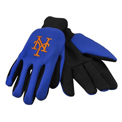 Forever Collectibles MLB 2011Arbeit Handschuh, Jungen, GLVWKMB11NM, New York Mets, Einheitsgröße -