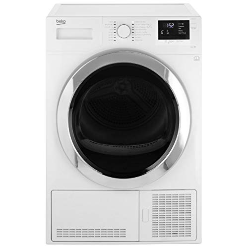 Beko DCR93161W Freestanding B Rated Condenser Tumble Dryer - White