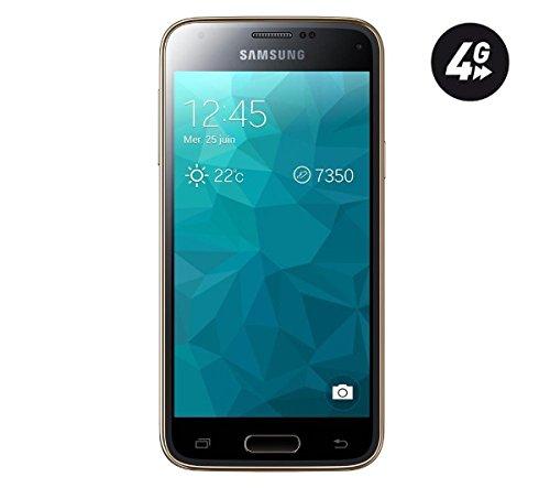 Samsung SM g800fzdaato G800F Galaxy S5 Mini Smartphone oro