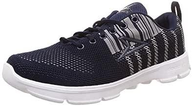 Power Men's Garner Black Running Shoes-7 UK/India (41EU) (8396661)