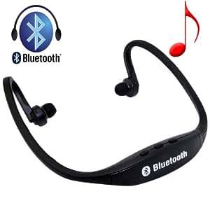 victsing casque de sport sans fil bluetooth 3 0 casque audio musique ecouteur mains libres pour. Black Bedroom Furniture Sets. Home Design Ideas
