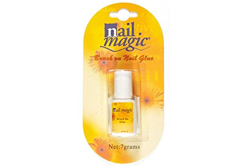 Brush On Nail Glue 7gm Nail Magic