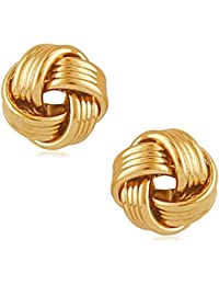 7b987f1a3 Mahi Gold Plated Glamorous Stud Earrings for girls and women ER1109570G