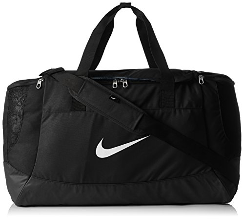Nike Tasche Club Team Duffel, black/white, 58 x 38 x 29 cm, 58 Liter, BA5192-010