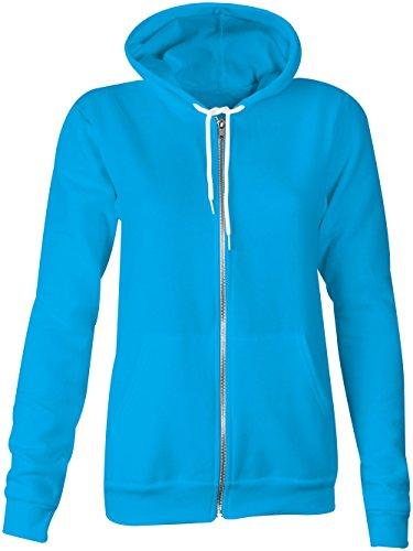 Pentagram ★ Confortable veste pour femmes ★ imprimé de haute qualité et slogan amusant ★ Le cadeau parfait en toute occasion hellblau