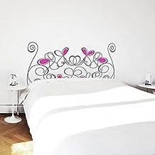 Vinilos decorativos cabeceros de cama - Vinilos cabecera cama ...