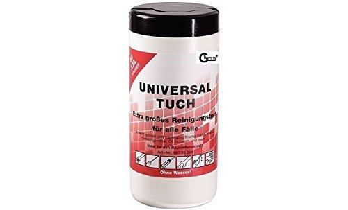 Preisvergleich Produktbild 1 Boxen - GedoTec® Industrie Reinigungstücher Universaltuch Big Wipes Clean It All / 80 Tücher = 1 Box / zum Reinigen von Öl,  Fett,  Benzin,  Tinte uvm. / Markenqualität für Ihren Wohnbereich