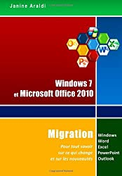 Migration Windows 7 et Office 2010