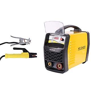 WELDINGER Elektroden-Schweißinverter EW 180 eco (MMA/WIG-Schweißgerät)
