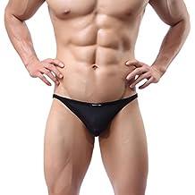 Xinantime Bóxer Hombre, Ultra Thin Boxer Calzoncillos Ropa Interior para Hombres