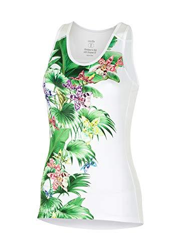 R/H Venus W Top, Fashion Lab Bike Jersey für Damen, Damen, ECD0470 000XS, weiß, XS -
