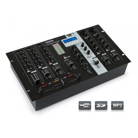 MESA DE MEZCLAS DJ FONESTAR SM-1632U USB/SD/MP3