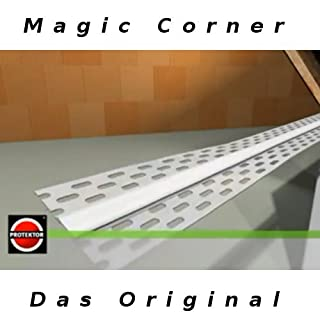 Bewegungsfugenprofil Magic Corner 75 Meter Rolle