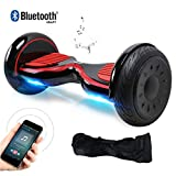 Windgoo Hoverboard 10' Bluetooth Balance Board Patinete Eléctrico Scooter Talla LED 350W*2