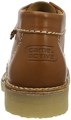 camel active Havanna 13 Herren Kurzschaft Stiefel Braun (saddle)