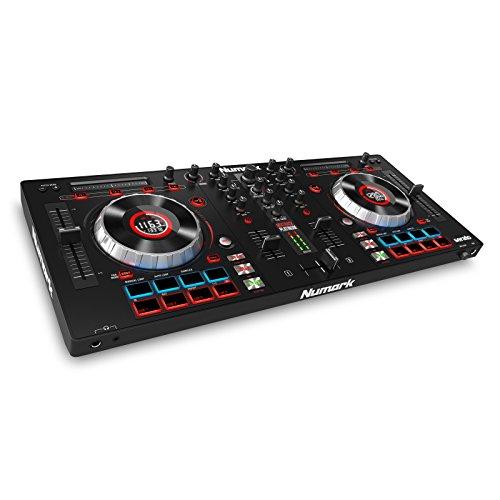 Numark Mixtrack Platinum DJ Controller Lcd-intel Core