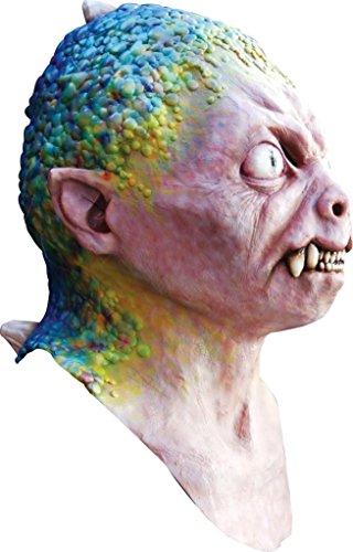 GHOULISH Halloween Kostüm - Maske - Katoo Sabertooth Wassermann Daemon Gesicht und Hals-Latex