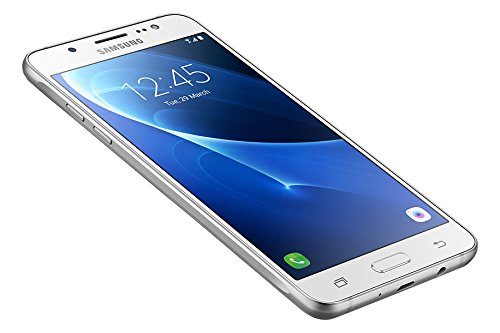 Samsung Galaxy J5 Smartphone, 16 GB, Bianco