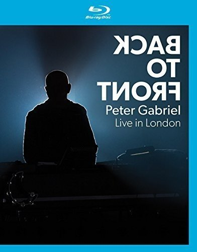 Peter Gabriel: Back To Front - Live In London [Blu-ray] (Peter Allen-dvd)