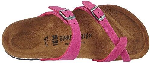 Birkenstock Classic MAYARI  VEGAN, Infradito donna Rosa (Pink (PINK))