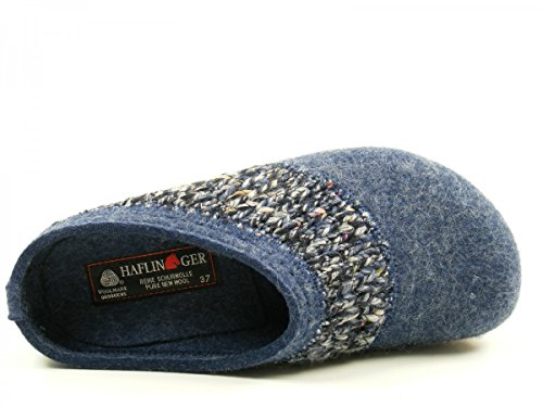 Haflinger Grizzly Anke, Sneakers basses mixte adulte Blau