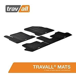 Tapis de sol en caoutchouc sur mesure - Travall® Mats TRM1044