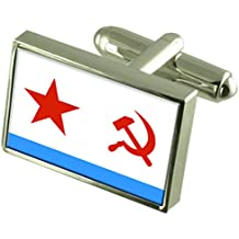 Marina sovietica Ensign Militairy URSS Bandiera gemelli
